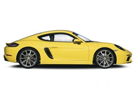 Porsche 718 Cayman Coupe 2.5 S 2dr