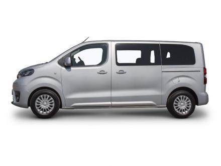 Toyota Proace Verso Diesel Estate 1.5D Shuttle Medium 5dr