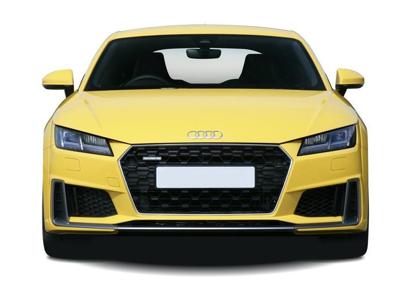 Audi Tt Coupe 45 TFSI Quattro S Line 2dr S Tronic