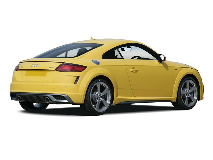 Audi Tt Coupe 45 TFSI Quattro Black Edition 2dr S Tronic