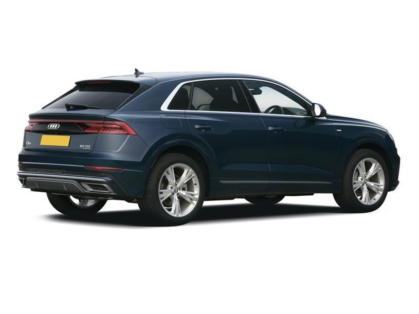 Audi Q8 Diesel Estate 50 TDI Quattro S Line 5dr Tiptron [Comfort+Sound]