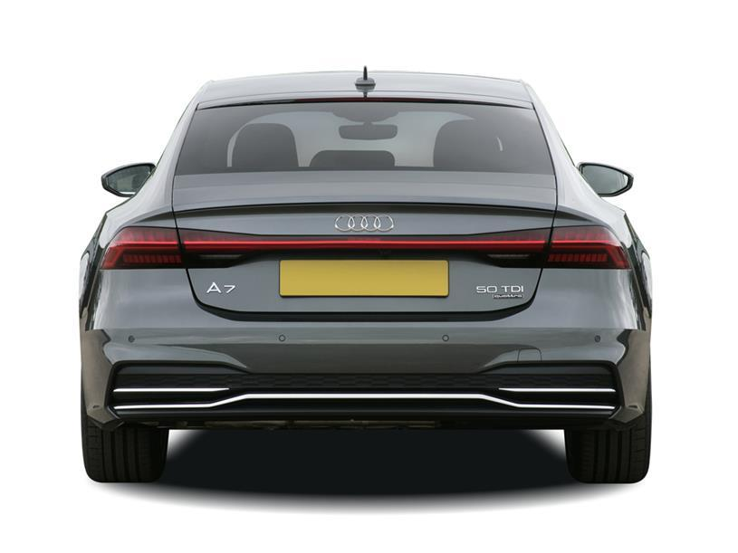 Audi A7 Diesel Sportback 50 TDI Quattro S Line 5dr Tip Auto [Comfort+Sound]
