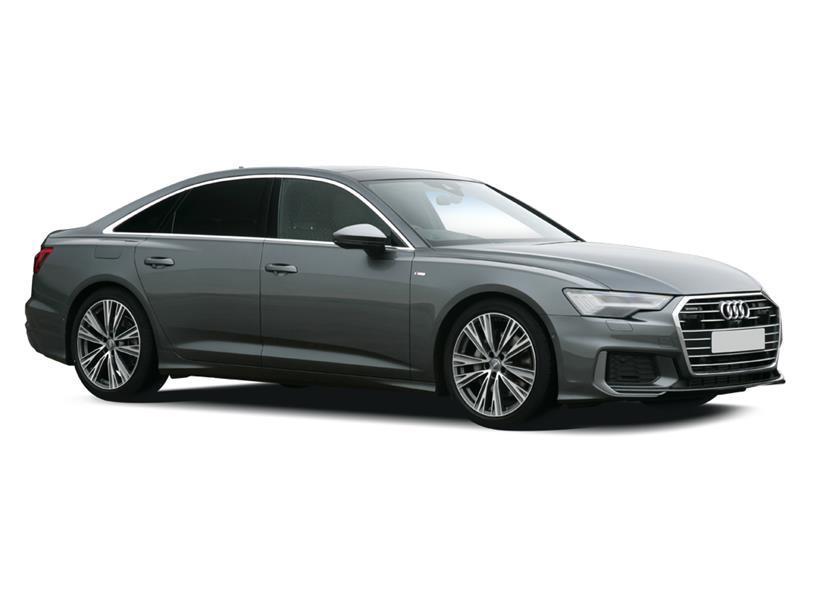 Audi A6 Diesel Saloon 40 TDI Quattro S Line 4dr S Tronic [Tech Pack]