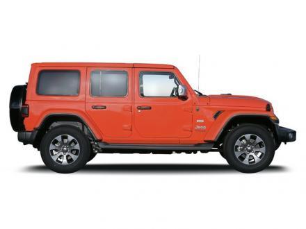 Jeep Wrangler Hard Top 2.0 GME Sahara 4dr Auto8