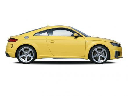 Audi Tt Coupe 40 TFSI S Line 2dr S Tronic [Tech Pack]