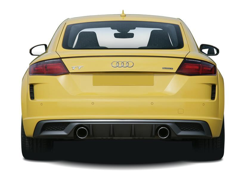 Audi Tt Coupe 45 TFSI Black Edition 2dr S Tronic [Tech Pack]