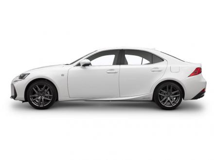 Lexus Is Saloon 300h 4dr CVT Auto [Sport Pack/Sunroof]