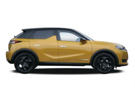 Ds Ds 3 Crossback Hatchback 1.2 PureTech 130 Ultra Prestige 5dr EAT8