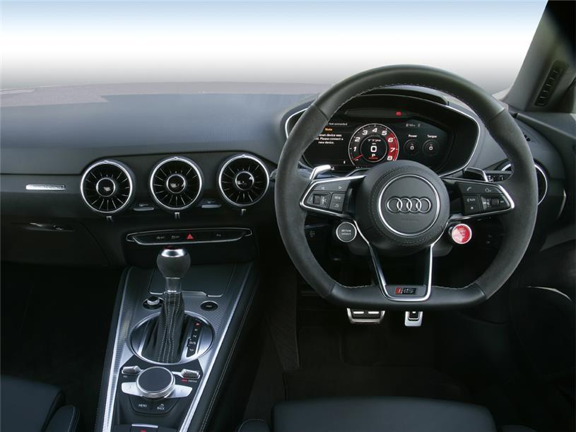 Audi Tt Rs Coupe TT RS TFSI Quattro 2dr S Tronic