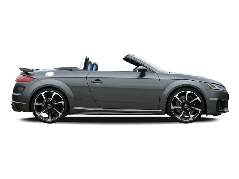 Audi Tt Rs Roadster TT RS TFSI Quattro 2dr S Tronic