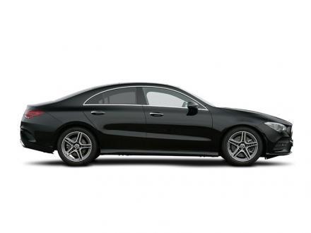 Mercedes-Benz Cla Diesel Coupe CLA 220d AMG Line 4dr Tip Auto