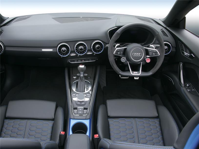 Audi Tt Rs Roadster TT RS TFSI Quattro Vorsprung 2dr S Tronic