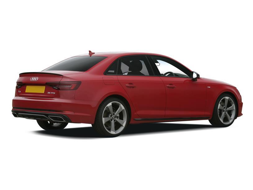 Audi A4 Saloon 35 TFSI Black Edition 4dr