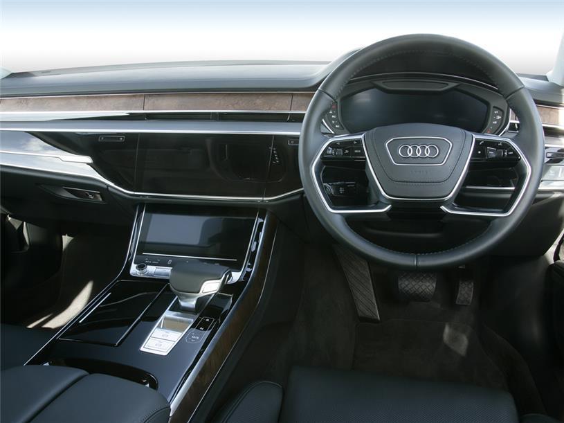 Audi A8 Diesel Saloon 50 TDI Quattro Sport 4dr Tiptronic [C+S]