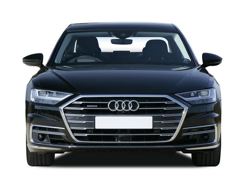 Audi A8 Saloon 55 TFSI Quattro Black Edition 4dr Tiptronic [C+S]