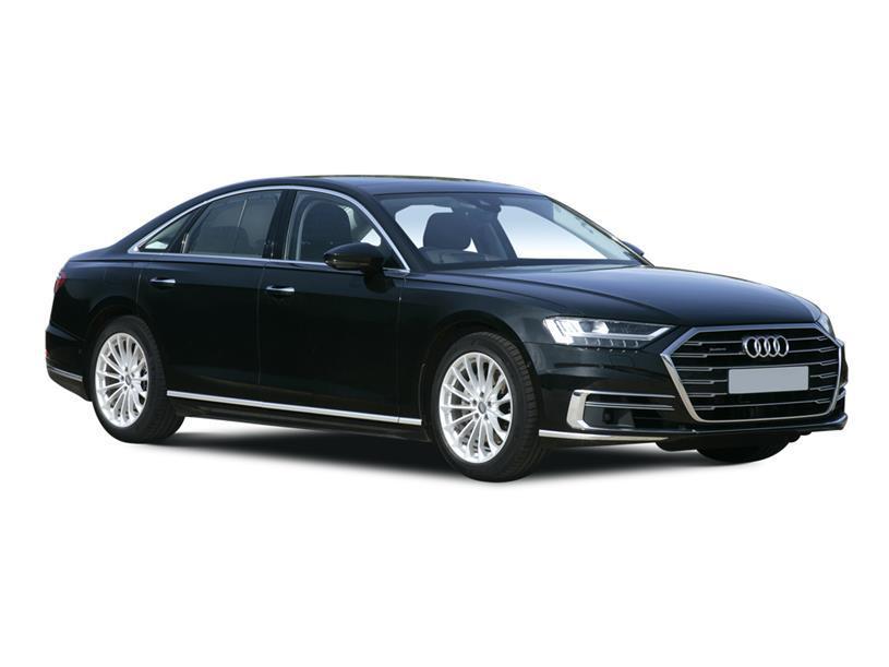 Audi A8 Diesel Saloon 50 TDI Quattro Black Edition 4dr Tiptronic [C+S]