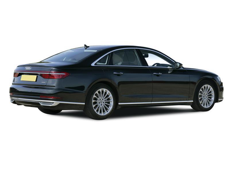 Audi A8 Diesel Saloon L 50 TDI Quattro Black Edition 4dr Tiptronic [C+S]