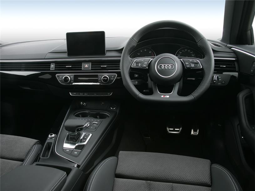 Audi A4 Diesel Saloon 30 TDI S Line 4dr S Tronic [Comfort+Sound]