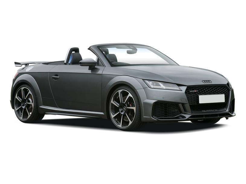 Audi Tt Rs Roadster TT RS TFSI Quattro 2dr S Tronic [Comfort+Sound]