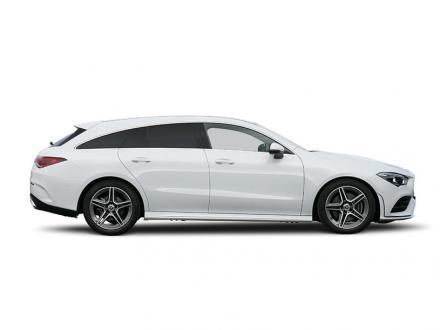 Mercedes-Benz Cla Diesel Shooting Brake CLA 220d AMG Line Premium 5dr Tip Auto