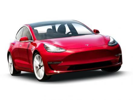 Tesla Model 3 Saloon Performance AWD 4dr [Performance Upgrade] Auto