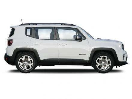 Jeep Renegade Hatchback Special Edition 1.3 T4 GSE Night Eagle II 5dr DDCT