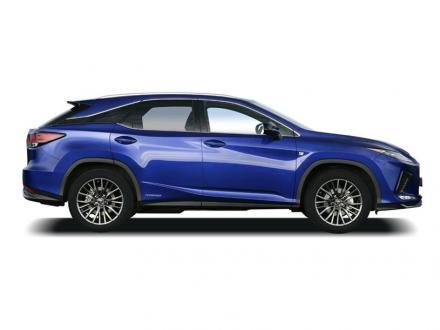 Lexus Rx Estate 450h 3.5 F-Sport 5dr CVT [Pan roof]