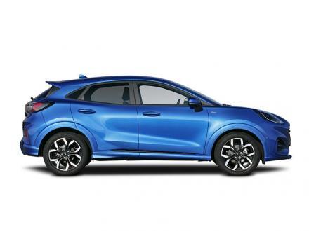Ford Puma Hatchback 1.0 EcoBoost Hybrid mHEV ST-Line X 5dr