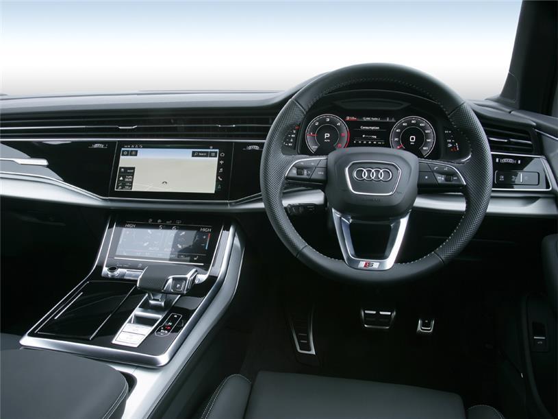 Audi Q7 Diesel Estate 50 TDI Quattro Sport 5dr Tiptronic [C+S Pack]