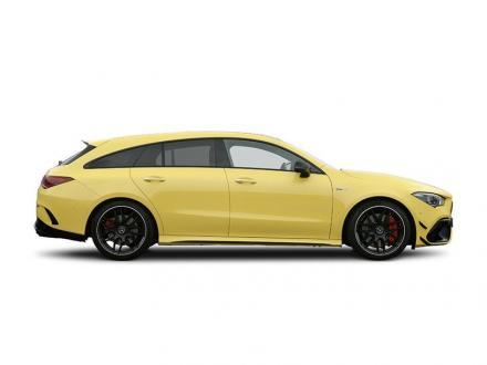 Mercedes-Benz Cla Amg Shooting Brake CLA 45 S 4Matic+ 5dr Tip Auto