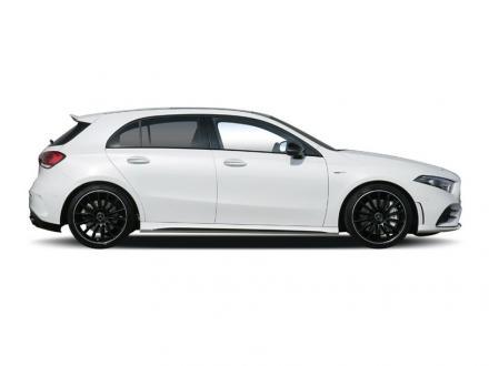 Mercedes-Benz A Class Amg Hatchback A45 S 4Matic+ Plus 5dr Auto