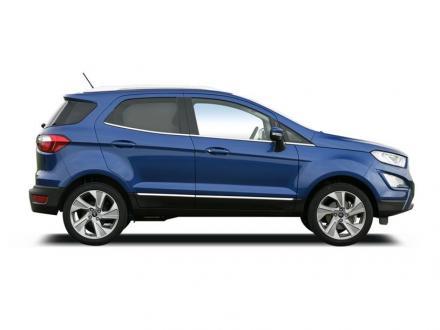 Ford Ecosport Hatchback 1.0 EcoBoost 140 ST-Line [X Pack] 5dr