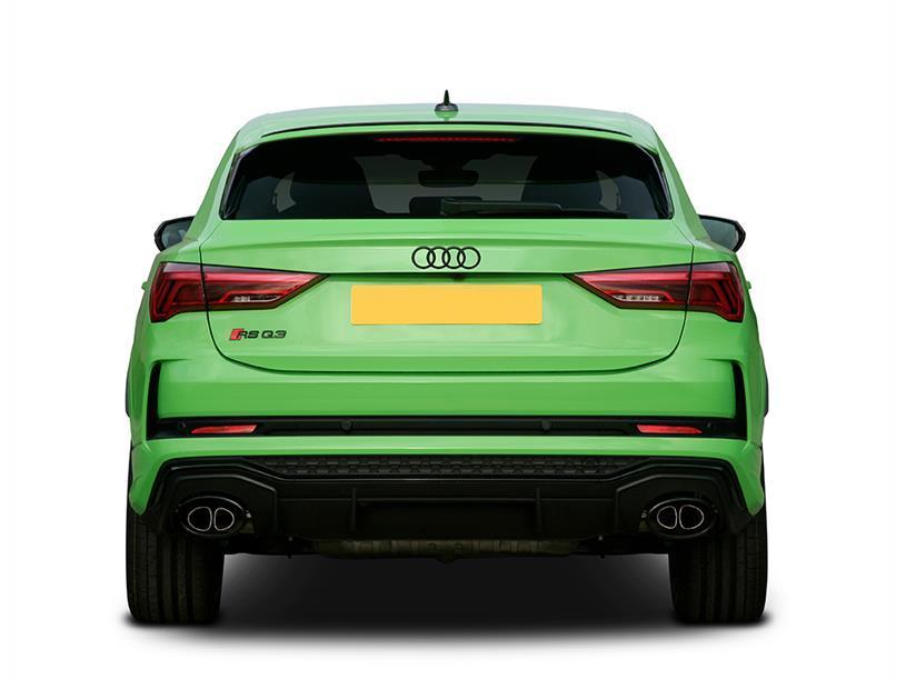Audi Rs Q3 Sportback RS Q3 TFSI Quattro 5dr S Tronic [Comfort+Sound Pk]