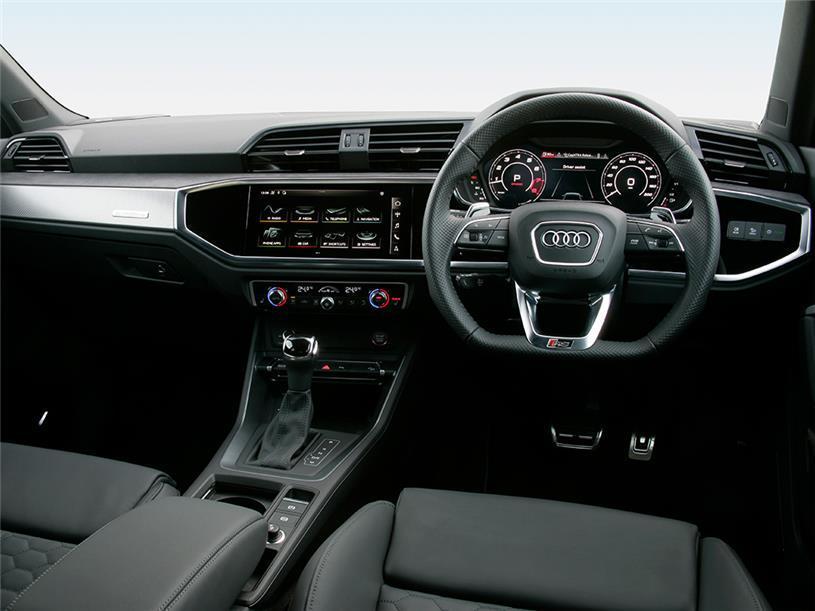 Audi Rs Q3 Sportback RS Q3 TFSI Quattro Audi Sport Ed 5dr S Tronic[C+S]