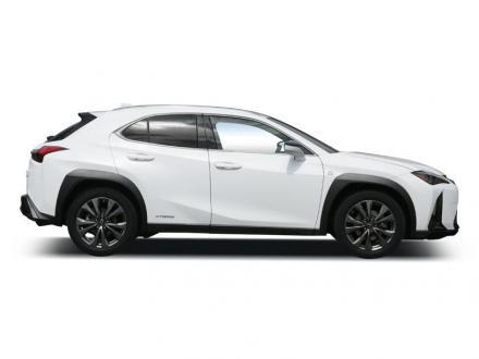 Lexus Ux Hatchback 250h 2.0 F-Sport 5dr CVT [without Nav]