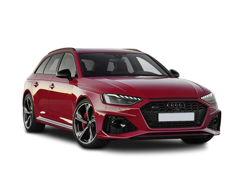 Audi Rs 4 Avant RS 4 TFSI Quattro 5dr S Tronic [Comfort+Sound]