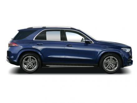 Mercedes-Benz Gle Diesel Estate GLE 350de 4Matic AMG Line Prem Plus 5dr 9G-Tronic