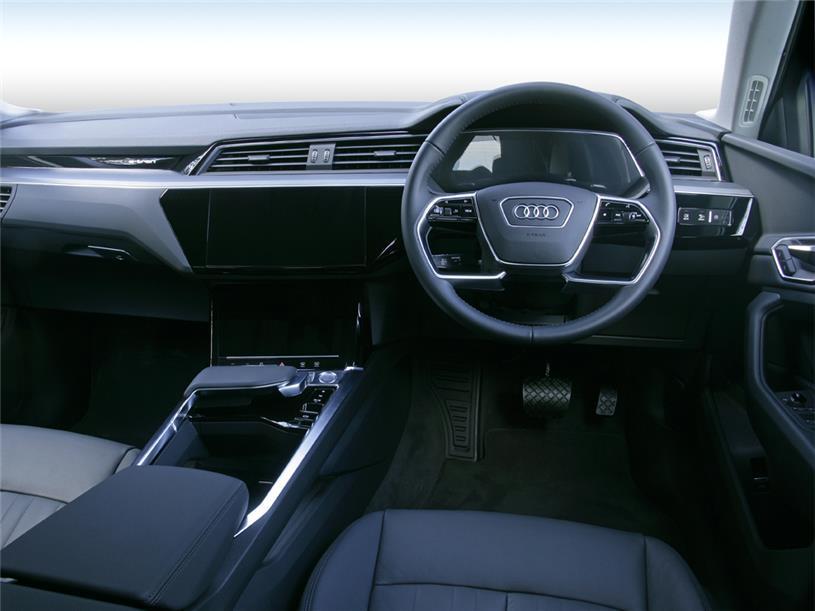 Audi E-tron Estate 230kW 50 Quattro 71kWh Technik 5dr Auto [C+S]