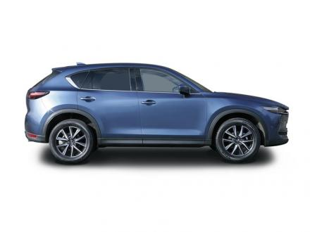 Mazda Cx-5 Diesel Estate 2.2d [184] Sport 5dr Auto AWD [Safety Pack]