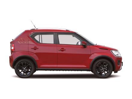Suzuki Ignis Hatchback 1.2 Dualjet 12V Hybrid SZ3 5dr