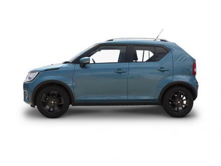 Suzuki Ignis Hatchback 1.2 Dualjet 12V Hybrid SZ5 ALLGRIP 5dr