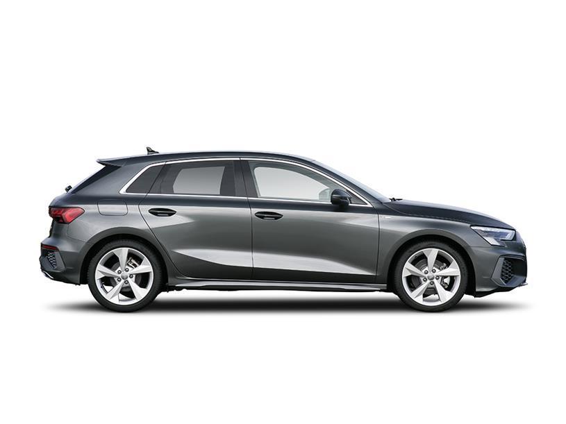 Audi A3 Sportback 30 TFSI S line 5dr [Comfort+Sound]