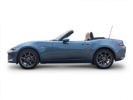 Mazda Mx-5 Convertible Special Edition 1.5 [132] R-Sport 2dr