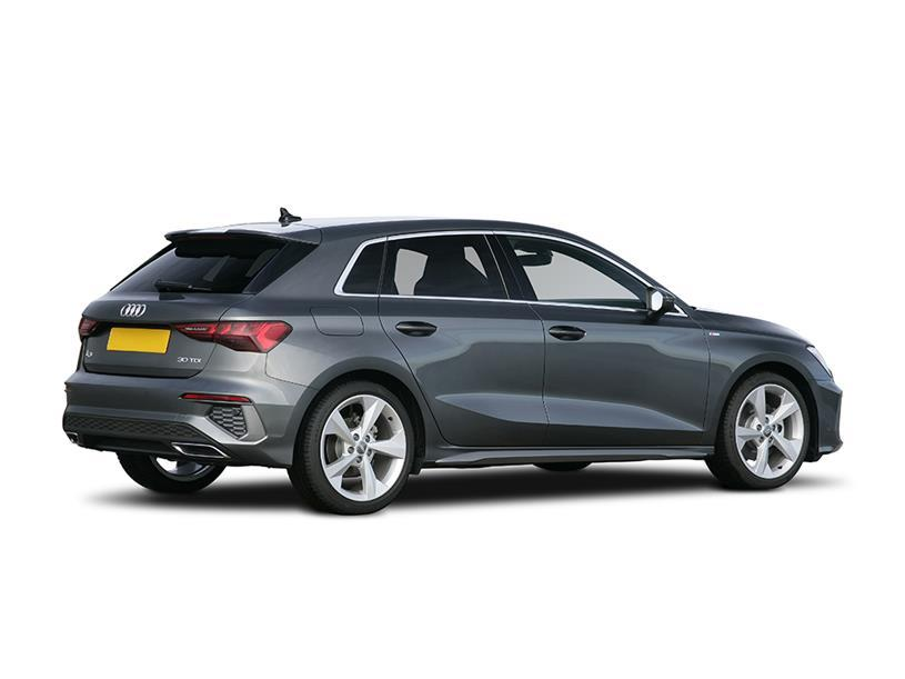 Audi A3 Sportback Special Editions 35 TFSI Edition 1 5dr S Tronic [Comfort+Sound]