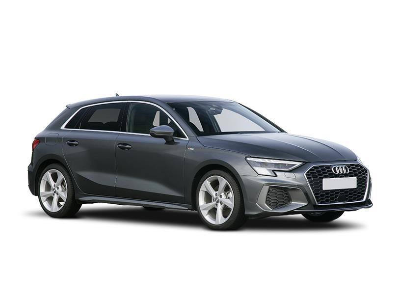 Audi A3 Sportback Special Editions 40 TFSI Quattro Edition 1 5dr S Tronic [C+S]
