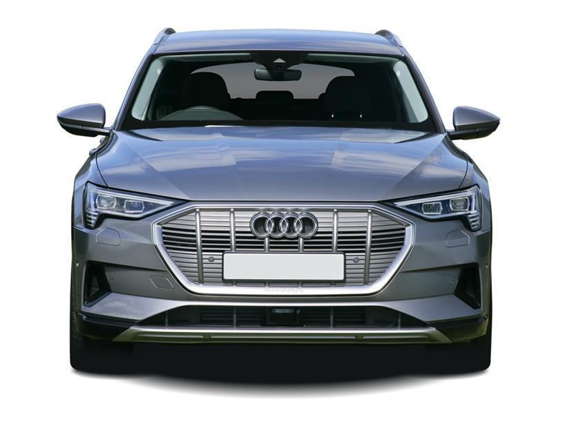 Audi E-tron Estate 230kW 50 Quattro 71kWh Black Edition 5dr Auto
