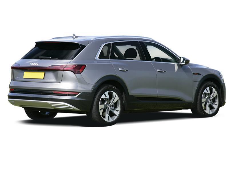Audi E-tron Estate 300kW 55 Quattro 95kWh Black Ed 5dr Auto [C+S]