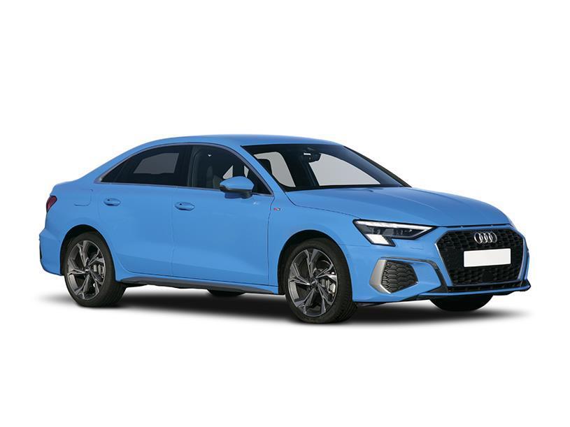 Audi A3 Diesel Saloon 35 TDI S line 4dr S Tronic [Comfort+Sound]