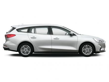 Ford Focus Estate 1.0 EcoBoost Hybrid mHEV 155 Titanium X Ed 5dr