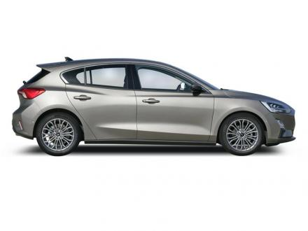 Ford Focus Hatchback 1.0 EcoBoost Hybrid mHEV 125 Titanium Edition 5dr